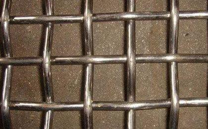 不锈钢轧花筛网
