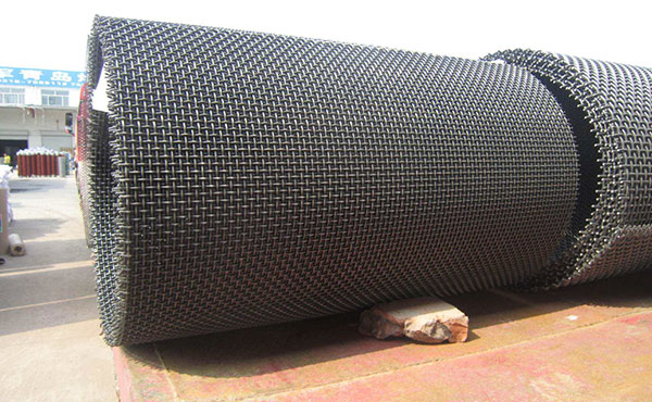 锰钢筛网案例