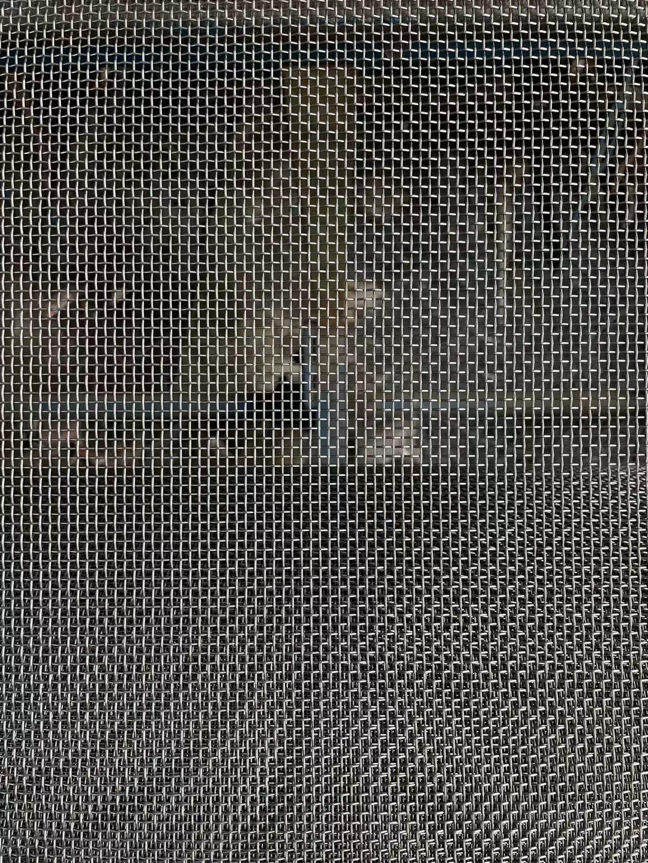 65锰编织轧花网
